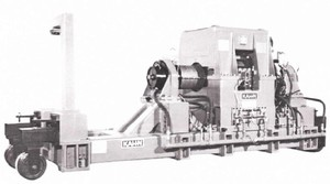 Series 505 Universal Engine Test Stand-Image