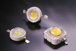 2-watt, 3-watt and 5-watt High Power LEDs-Image