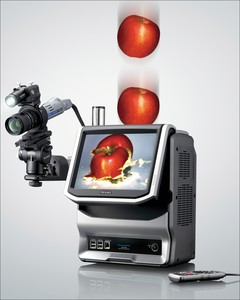VW-9000 High-speed Camera + Digital Microscope-Image