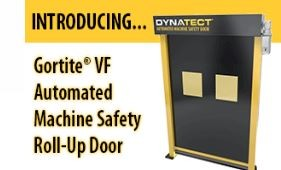 Automated Machine Safety Door-Image