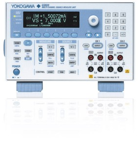 GS820 Multi Channel Source Measure Unit-Image