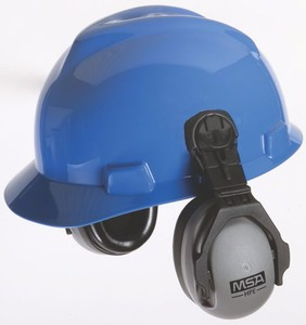 HPE Cap Mounted Ear Muffs-Image
