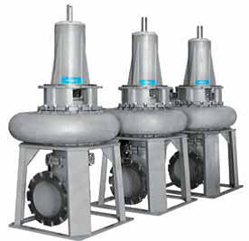 Flygt Nonsubmersible A-C Series Pumps-Image
