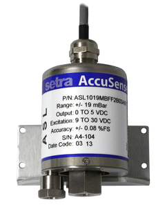 High Accuracy Low-Differential Pressure Transducer-Image