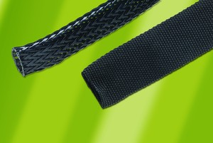 Rugged Wire Sleeving for Hazardous Applications-Image