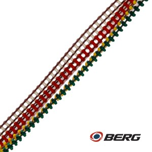 Flexible, quiet, zero-backlash belts from Berg-Image