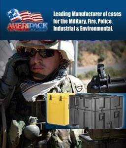 Military Cases from Ameripack, Standard & Custom-Image