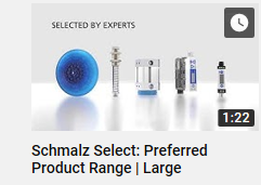 Automation with Schmalz vacuum technology-Image