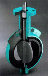 Butterfly Valves with Longer Service Life-Image