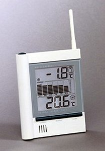 JTR168LR - Wireless Digital Thermometer-Image