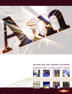 AMPCOTRODE® copper alloy welding wire-Image