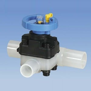 Expanded Line of 3-Way Diaphragm Valves-Image
