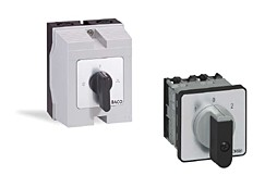 BACO Rotary Cam Switches with 10 Year Guarantee-Image