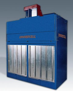 Dust Collector, Work Cell, Booth - ENVIROCELL™ EWC-Image
