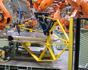 Automated Servo/Electric Riveting Systems-Image