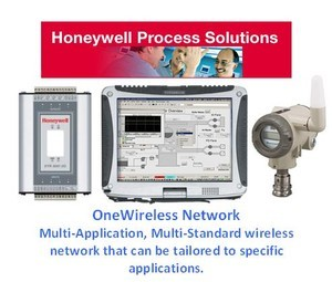 OneWireless Network - Industrial Wireless Network-Image