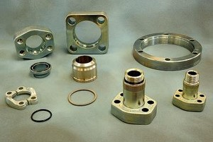 Weld/Split Flanges and Thread Flange Adapters-Image