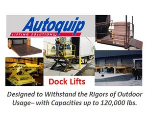 Rugged Dock Lifts: Capacities up to 120,000 lbs.-Image