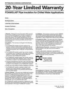 Insulate for Fire Safety In Chilled Water Service-Image