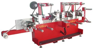 High Speed Rotary Die Cutting Machines-Image