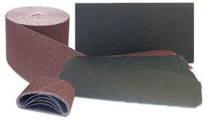 Floor Sanding Sleeves, Rolls and Sheets-Image