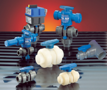 Advantages of Engineered True Blue Ball Valves-Image