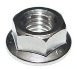 Fractional Hex Flange Nuts-Image