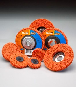 Norton Blaze Rapid Strip Discs-Image