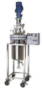 AmarE Stirred Autoclaves, High Pressure Reactors..-Image