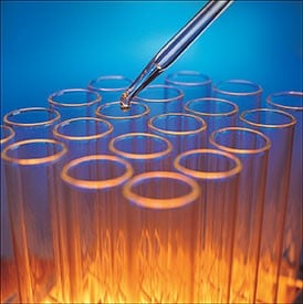 Laboratory Analysis & Materials Identification-Image