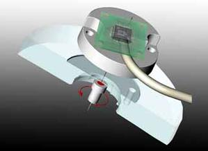Rugged motor encoders easy on cost, mounting-Image