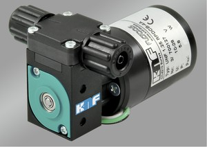 Type NF1.25 High-Pressure Micro Diaphragm Pump -Image