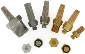 MINIATURE FILTERS, BREATHERS, & MUFFLERS-Image