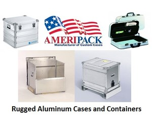 Aluminum Cases - ATA Cases and Shipping Cases-Image