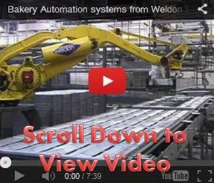 Integrated AS/RS and Robotics -- Bakery Solutions-Image