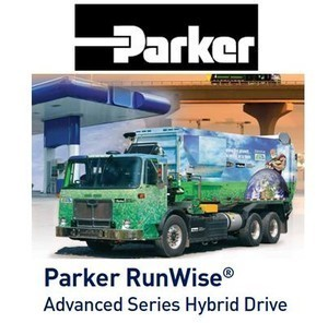 Parker's Advanced Series Hybrid Drive System -Image