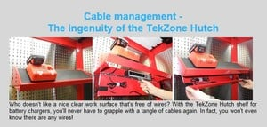 The ingenuity of the TekZone Hutch-Image
