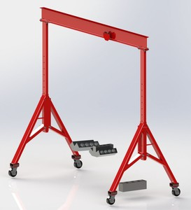 Cranes for Machining Technology Upgrade-Image