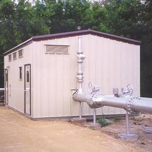 Gas Regulator Enclosures-Image