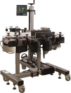 CTM Economical Wrap Labeling System-Image