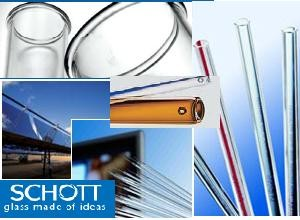Properties & Applications of Glass Tubing-Image