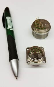 Compact, High Temperature Resistant Accelerometers-Image