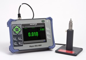 Magna-Mike® 8600 Portable Thickness Gage -Image