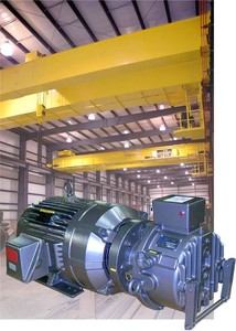 Reduce Crane Brake Maintenance on Overhead Cranes-Image