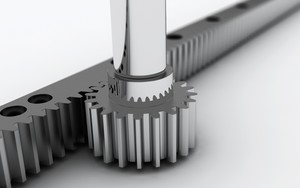 Industrial Rack & Pinion Gears-Image