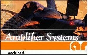 Amplifier Systems for Military Applications-Image