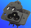 Power Inlets IEC 320-C6 by Americor-Image