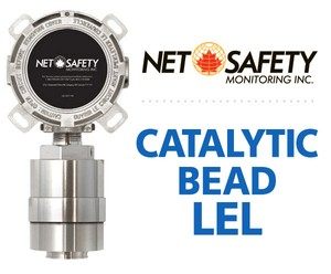 Millennium II Catalytic Bead LEL Gas Sensors-Image