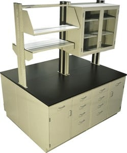 New LAB LINE: furniture for Biotech environments-Image