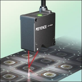 World's Fastest Laser Displacement Sensor-Image
